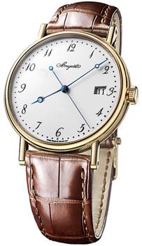 Швейцарские наручные  мужские часы Breguet 5177BA-29-9V6