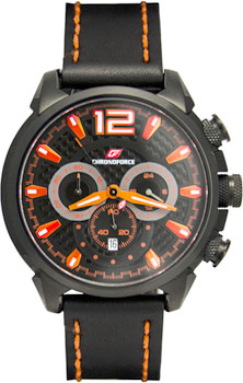 fashion наручные  мужские часы Chronoforce 5178-G. Коллекция Chronograph