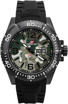 fashion наручные  мужские часы Chronoforce 5180-3-A. Коллекция Analog