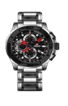 fashion наручные  мужские часы Chronoforce 5185-A. Коллекция Chronograph