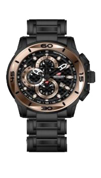 fashion наручные  мужские часы Chronoforce 5185-G. Коллекция Chronograph