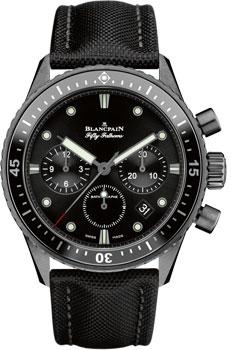 Швейцарские наручные  мужские часы Blancpain 5200-0130-B52A