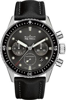 Швейцарские наручные  мужские часы Blancpain 5200-1110-B52A