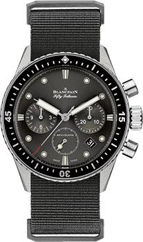 Швейцарские наручные  мужские часы Blancpain 5200-1110-NABA