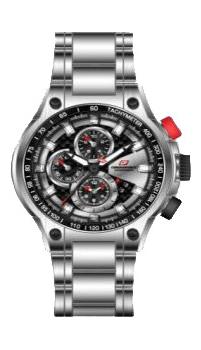 fashion наручные  мужские часы Chronoforce 5207-G-A. Коллекция Chronograph
