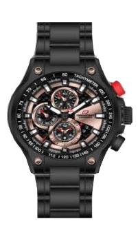 fashion наручные  мужские часы Chronoforce 5207-G-C. Коллекция Chronograph