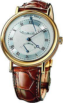 Швейцарские наручные  мужские часы Breguet 5207BA-12-9V6