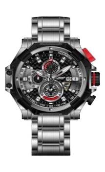 fashion наручные  мужские часы Chronoforce 5209-A. Коллекция Chronograph