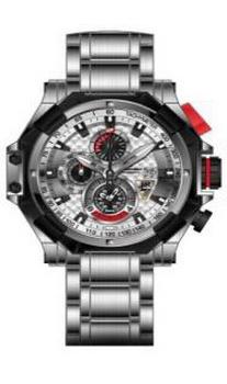 fashion наручные  мужские часы Chronoforce 5209-B. Коллекция Chronograph