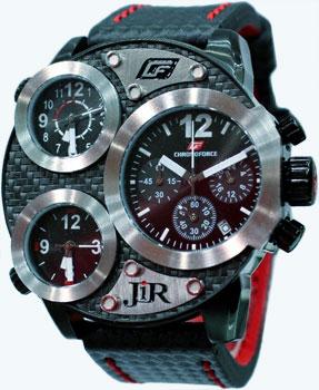 fashion наручные  мужские часы Chronoforce 5211-B. Коллекция Dual Time