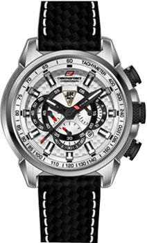 fashion наручные  мужские часы Chronoforce 5212-B. Коллекция Chronograph