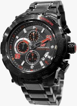 fashion наручные  мужские часы Chronoforce 5215-E. Коллекция Chronograph