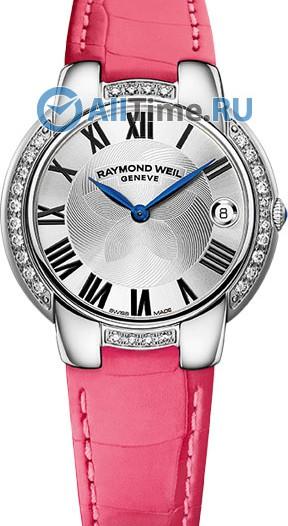 Женские наручные швейцарские часы в коллекции Jasmine Raymond Weil