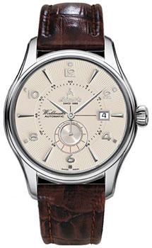Швейцарские наручные  мужские часы Atlantic 52754.41.95R. Коллекция Worldmaster