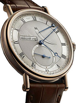 Швейцарские наручные  мужские часы Breguet 5277BR-12-9V6