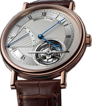 Швейцарские наручные  мужские часы Breguet 5377BR-12-9WU