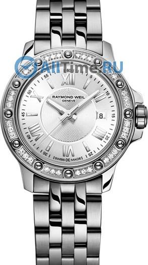 Женские наручные швейцарские часы в коллекции Tango Raymond Weil