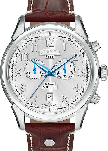 Мужские наручные швейцарские часы в коллекции Soleure Roamer