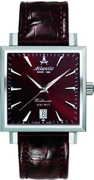 Мужские наручные швейцарские часы в коллекции Worldmaster Atlantic