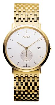 fashion наручные  мужские часы Alfex 5468-021. Коллекция Flat line