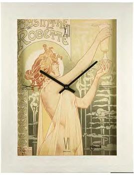 Lowell 5474. Коллекция Часы-картины