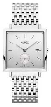 fashion наручные  мужские часы Alfex 5479-001. Коллекция Flat line