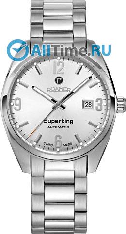 Мужские наручные швейцарские часы в коллекции Superking Roamer