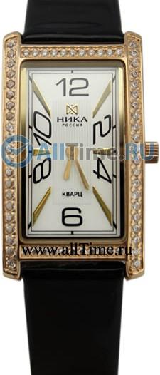 Женские наручные золотые часы в коллекции Олимпия Ника
