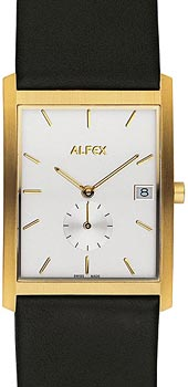 fashion наручные  мужские часы Alfex 5579-025. Коллекция Flat line