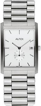 fashion наручные  мужские часы Alfex 5581-001. Коллекция Flat line