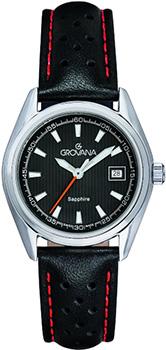 Швейцарские наручные  женские часы Grovana 5584.1539. Коллекция Sporty