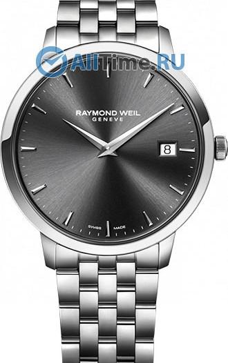 Мужские наручные швейцарские часы в коллекции Toccata Raymond Weil