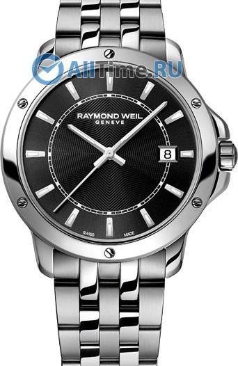 Мужские наручные швейцарские часы в коллекции Tango Raymond Weil