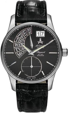Мужские наручные швейцарские часы в коллекции Seaport Atlantic