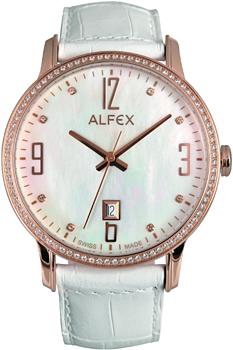 fashion наручные  женские часы Alfex 5670-787. Коллекция Crystal Line