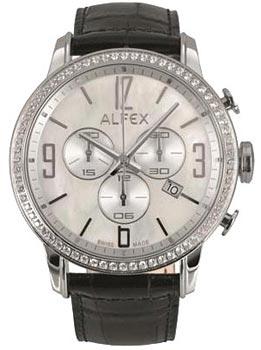 fashion наручные  женские часы Alfex 5671-839. Коллекция Crystal Line