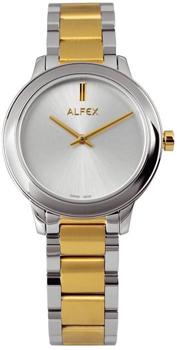 fashion наручные  женские часы Alfex 5712-878. Коллекция Modern classic