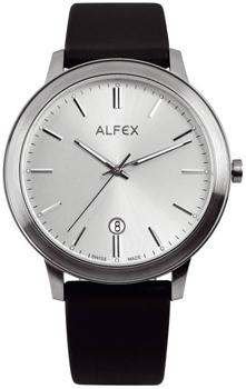 fashion наручные  мужские часы Alfex 5713-466. Коллекция Modern classics
