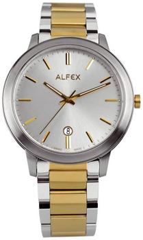 fashion наручные  мужские часы Alfex 5713-484. Коллекция Modern classic