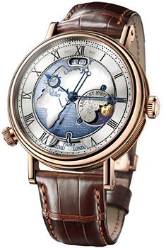 Швейцарские наручные  мужские часы Breguet 5717BR-EU-9ZU