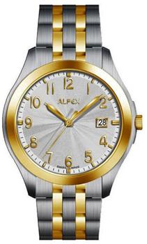 fashion наручные  мужские часы Alfex 5718-867. Коллекция Modern classic