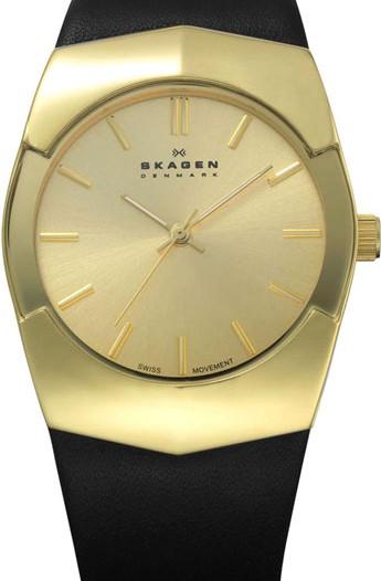 Мужские наручные fashion часы в коллекции Black Label Skagen