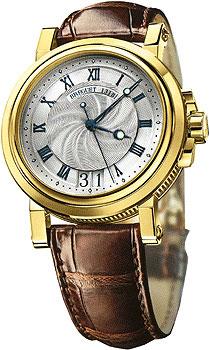 Швейцарские наручные  мужские часы Breguet 5817BA-12-9V8