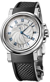 Швейцарские наручные  мужские часы Breguet 5817ST-12-5V8