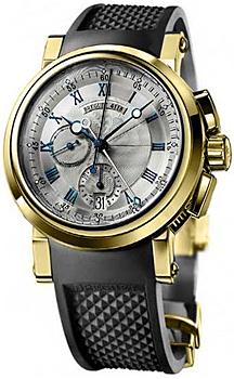 Швейцарские наручные  мужские часы Breguet 5827BA-12-5ZU