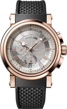 Швейцарские наручные  мужские часы Breguet 5827BR-12-5ZU