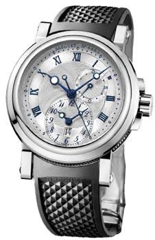 Швейцарские наручные  мужские часы Breguet 5857ST-12-5ZU