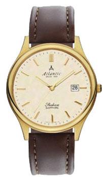 Швейцарские наручные  мужские часы Atlantic 60342.45.91. Коллекция Seabase