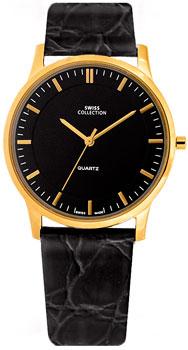 Швейцарские наручные  мужские часы Swiss Collection 6035RPL-1L. Коллекция Today