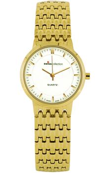 Швейцарские наручные  женские часы Swiss Collection 6036PL-2M_SET. Коллекция Set